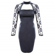Rochie Eleganta de culoare neagra