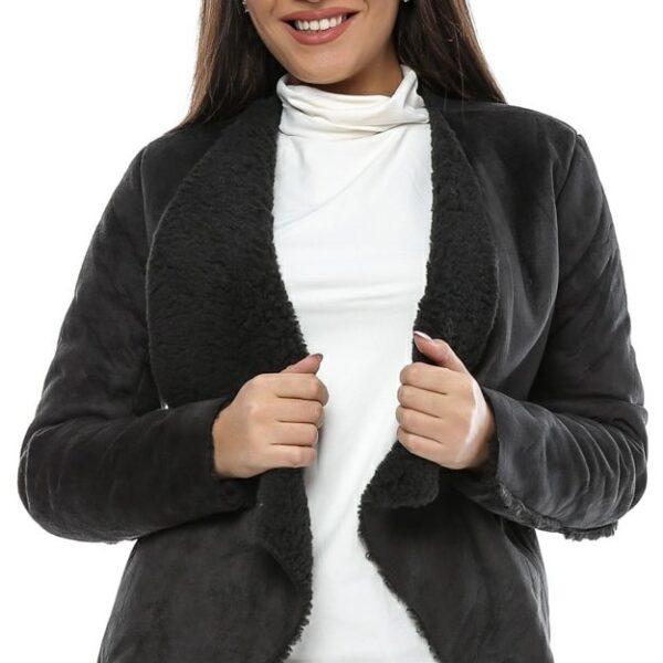 Geacă cu mânecă lungă calduroasă model nou