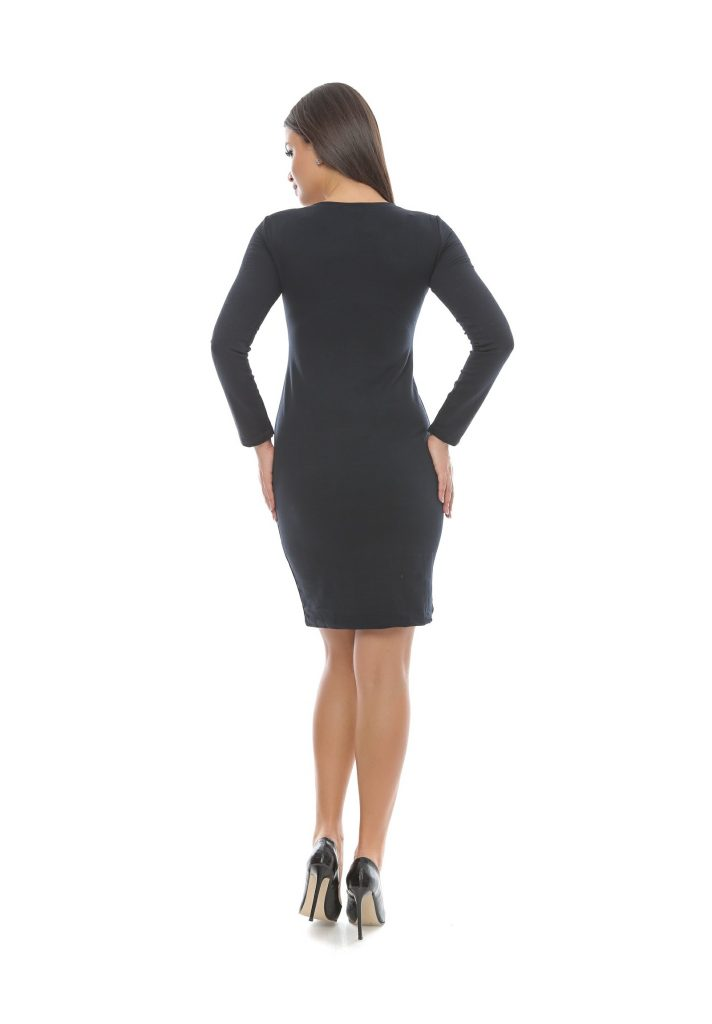 model nou Rochie mulata eleganta