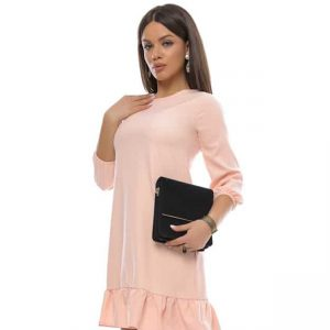 Rochie big mag lejera roza