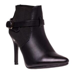 Pantofi cu Toc eleganti de dama Eliza negri
