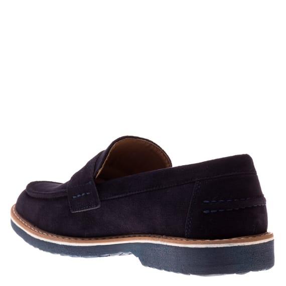 Pantofi negri comozi barbati