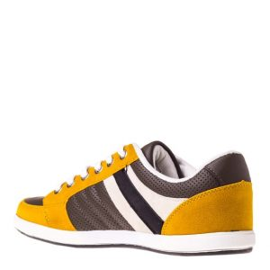 Pantofi sport khaki barbati
